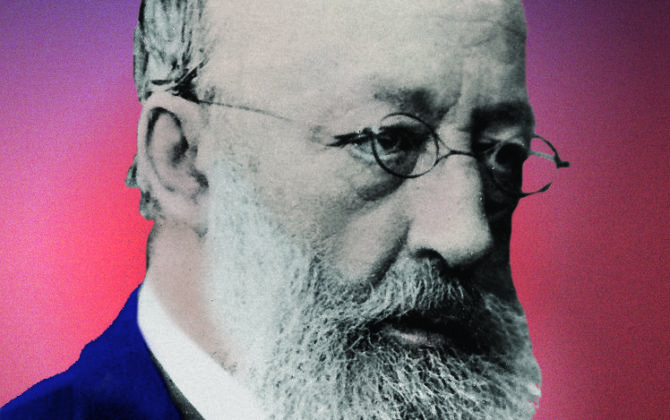 ABOUT THE OLD TALES BY GOTTFRIED KELLER